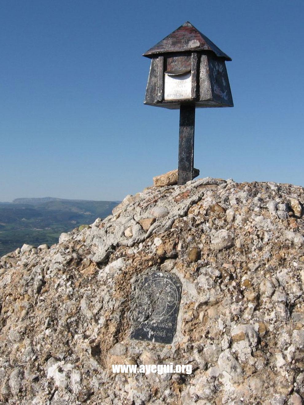 Cima de Montejurra. Patrimonio natural. Ayegui Turismo