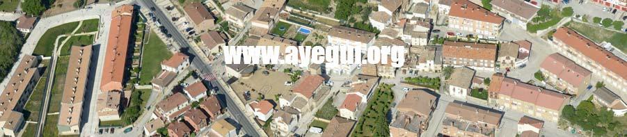 Vista aérea de Ayegui