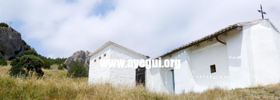 Ermita de San Cipriano. Montejurra