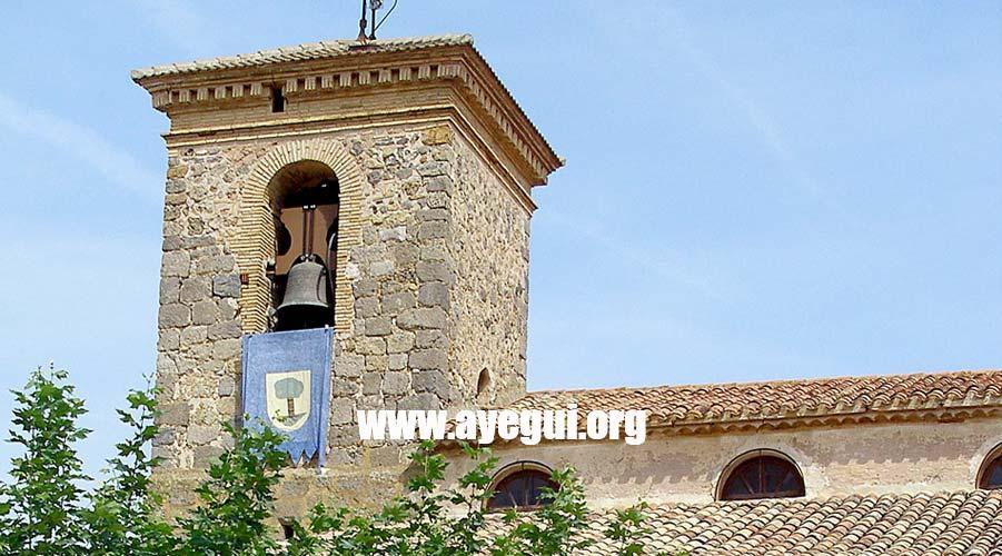 Iglesia San Martín de Ayegui