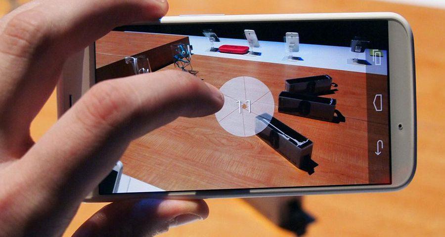 Taller de vídeo con móvil