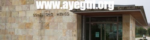 Servicios. Centro de Salud de Ayegui